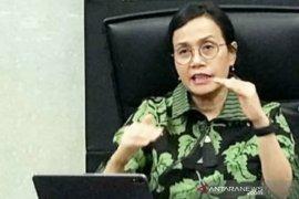 Menteri Keuangan sebut pasar keuangan domestik masih tertekan
