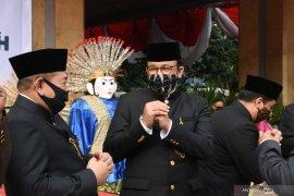 Nuansa berbeda menyertai HUT ke-493  DKI Jakarta