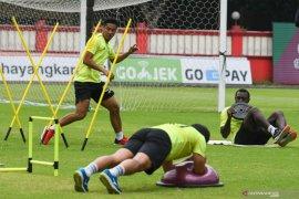 Kapten Bhayangkara FC Indra Kahfi nilai jadwal lanjutan Liga 1 melelahkan