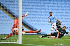 Manchester City libas tamunya Burnley 5-0