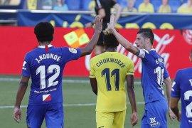 Sevilla petik satu poin dari Villarreal untuk kembali ke posisi tiga