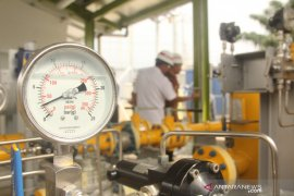 Balikpapan dapat tambahan 6.963 sambungan jaringan gas rumah tangga