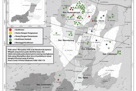 Di Kota Sukabumi, pasien COVID-19 sembuh bertambah