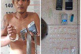Polisi Bahorok Langkat tangkap warga Kampung Tempel miliki sabu-sabu
