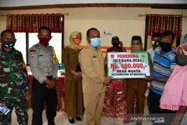 Sekda Gorontalo Utara pastikan penyaluran BLT-Dana Desa optimal