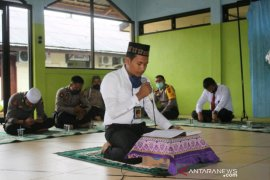 Jelang Hari Bhayangkara, Polres Padangsidimpuan gelar lomba baca Al Qur'an
