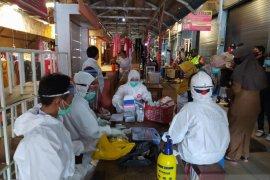 Pasar tradisional di Bengkulu jadi klaster baru penularan COVID-19