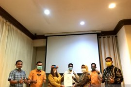 Apresiasi kinerja, Hanura resmi usung Tatu-Pandji di Pilkada
