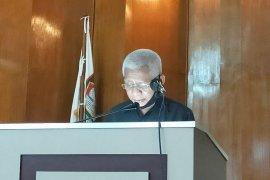Bupati jawab pandangan umum fraksi DPRD tentang PAD Asahan yang turun