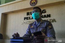 Polda Bengkulu tetap awasi kerumunan warga