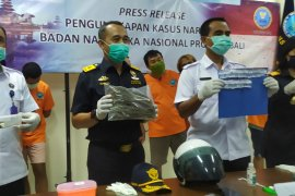 Kasus narkotika di Bali meningkat 5 persen selama COVID-19