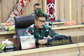 Pangdam XII/Tanjungpura bangga toleransi di Kalimantan Barat