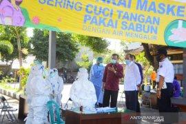 Sekda Bali: 1.700 pedagang di Pasar Galiran wajib rapid test