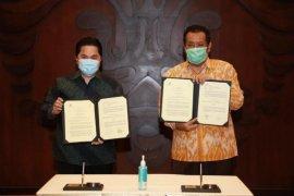 UI dan Kementerian BUMN kerja sama pelaksanaan Tri Dharma Perguruan Tinggi