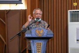 Menteri PUPR  merealokasi 351 paket pekerjaan yang belum terkontrak
