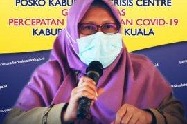 Tiga warga Kecamatan Alalak dinyatakan sembuh terpapar COVID-19