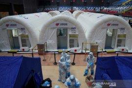 China catat 12 kasus baru COVID-19, lima diantaranya kasus impor