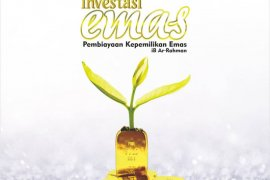 Bank Kalsel syariah solusi investasi emas dengan aman