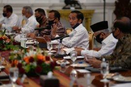 Presiden pimpin rapat terbatas antisipasi Karhutla