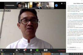 Webinar bersama PTS se Kalimantan, Prof Aris Junaidi jelaskan hak belajar di luar Prodi