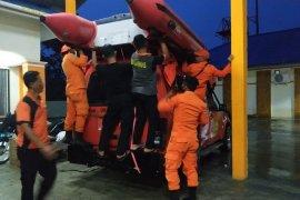 Basarnas Nias cari penumpang kapal terbalik di perairan Nias Selatan