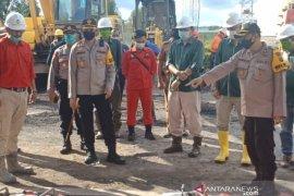 Kapolres HSS : Sengaja bakar hutan dan lahan diancam pidana penjara 15 tahun
