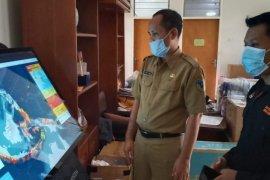 Pemkab Kediri dapat bantuan alat informasi gempa WRS