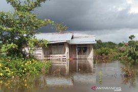4.825 korban banjir di Kabupaten Sambas dapat bantuan beras dari pemprov