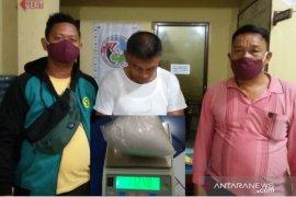 Satres narkoba Polres Tanjungbalai ringkus pria pemilik 112,48 gram sabu