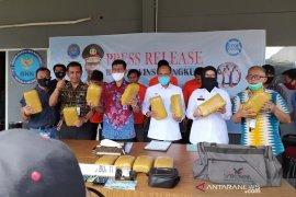 BNN Bengkulu tangkap lima bandar narkoba, tiga dari lapas