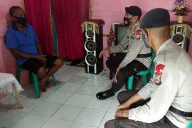 Brimob Polda Maluku himpun masukan warga soal Kamtibmas saat PSBB