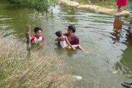 Bocah 7 tahun ditemukan tewas terapung dialur sungai Aceh Timur