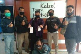 BNNP Kalsel tangkap tiga pengedar sabu
