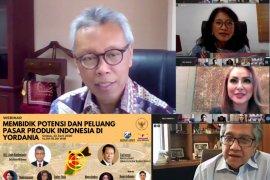 Indonesia bidik peluang pasar Yordania pascapandemi COVID-19