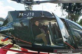 Ini tanggapan Firli terkait aduan sewa helikopter mewah