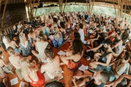 WNA Suriah terancam dideportasi karena yoga massal di Bali saat COVID-19
