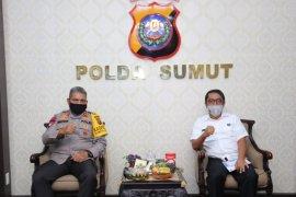 Kapolda Sumut perintahkan personel tindak tegas para bandar narkoba