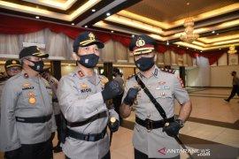 Video - Kapolda Kalsel pimpin sertijab Kapolres Barito Kuala