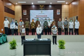 Pemkab Langkat raih WTP dari BPK RI Perwakilan Sumatera Utara