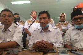 Partai Gerindra Karawang uji kelayakan dan kepatutan enam bakal calon bupati/wakil bupati
