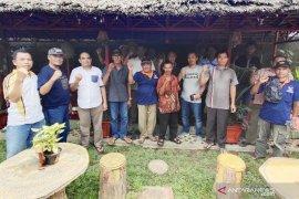 DPD dan DPC Nasdem HST bersatu siap memenangkan rekom DPP paslon Saban-Habib Didil