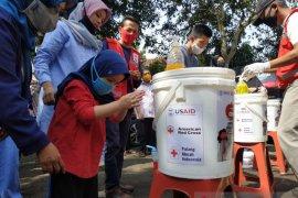 PMI Kota Sukabumi beri edukasi pencegahan COVID-19 kepada tuna netra