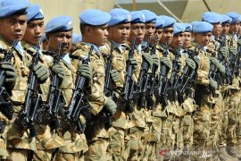 Pasukan Garuda selamatkan warga negara Amerika  disandera di Kongo