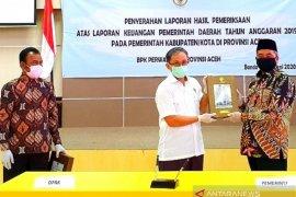 Aceh Barat kembali pertahankan opini WTP enam kali berturut-turut