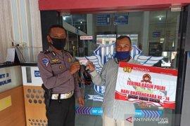 Polres Rejang Lebong berikan SIM gratis di HUT Bhayangkara