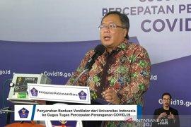 Menristek Bambang PS Brodjonegoro dorong Lembaga Eijkman tingkatkan hasil WGS virus corona