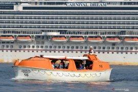 Sedikitnya 40 orang di kapal pesiar Norwegia tertular COVID-19