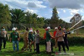 PT Subur Agro Makmur siap bersinergi dalam kesiapsiagaan tanggulangi Karhutla