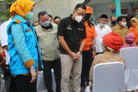 Pemkot apresiasi Kemensos  bantu warga ber-KTP luar Tangsel