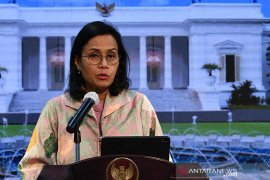 Sri Mulyani sebutkan penyerapan anggaran kesehatan mencapai 4,68 persen